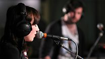 Foe BBC Introducing sessions