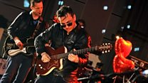 Richard Hawley 6 Music Live at Maida Vale