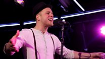 Olly Murs Live Lounge