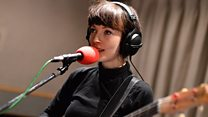 Daughter Live Lounge