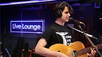 Vampire Weekend Live Lounge