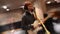 King Krule Zane Lowe Sessions