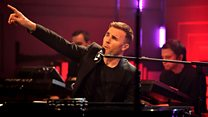 Gary Barlow Radio 2 In Concert