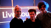 London Grammar Live Lounge