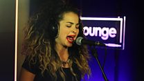 Ella Eyre Live Lounge