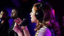 Katy B Live Lounge