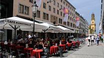 Munich, Germany European Tour 2014