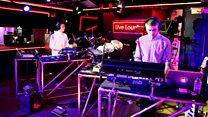 Disclosure Live Lounge