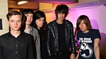 The Horrors Zane Lowe Sessions