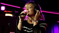 Lily Allen Live Lounge