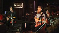 Twin Atlantic Live Lounge