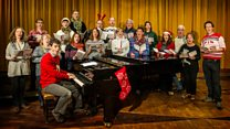 BBC Radio 3 Breakfast Carol Competition Concert BBC Singers 2014-15 Season