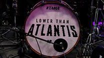 Lower Than Atlantis Live Lounge