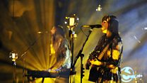 First Aid Kit 6 Music Live at Maida Vale