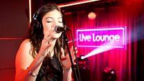Lorde Live Lounge
