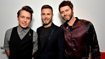 Take That Radio 2 In Concert