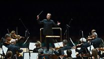 Sakari Oramo conducts Nielsen 5 BBC SO 2014-15 Season