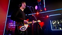 George Ezra Live Lounge