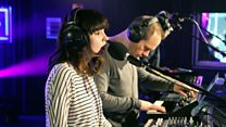 CHVRCHES Live Lounge