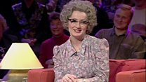 How spoof agony aunt Aherne became TV star