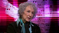 Atwood on resonance of Handmaid's Tale