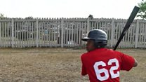 Scouting for African baseball stars