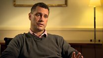 Woolfe: I was unconscious for some time