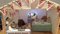 Great British Bake Off - Hamster Style!