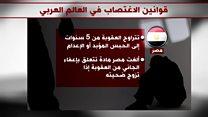 قوانين عقوبة الاغتصاب في العالم العربي