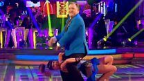 Ed Balls on Strictly: His best moments