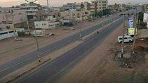 Sudan protest: Where