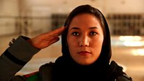 The battle to recruit women to the Afghan Police