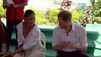Harry and Rihanna take HIV tests
