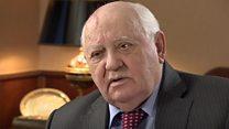 Treachery killed USSR, says Gorbachev