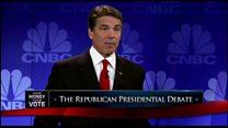 'Oops': Rick Perry's debate disaster