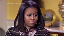 Michelle: 'Door is open to Melania'