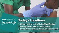 Vacina contra ebola é '100 eficaz' em teste na Guiné