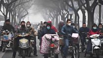 Life inside China's most polluted city