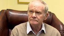 Video: McGuinness resignation statement
