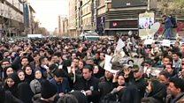 اعتراض به نحوه پوشش صدا و سیما از مراسم تشییع هاشمی