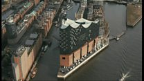 Dazzling Hamburg concert hall defies detractors