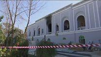 انفجار قندهار و کشته شدن پنج اماراتی