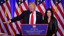 Falanqeyn: Maxaa lagu tilmaami karaa shirkii jaraa'id ee Trump