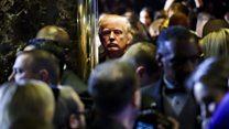 سایه روسیه بر نخستین نشست خبری ترامپ