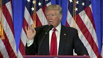 """البيت الأبيض:  انتقادات ترامب لاجهزة الاستخبارات الأمريكية """"غير حكيمة"""""""