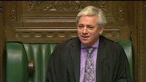 Speaker baffled by 'kiss a ginger' remark