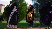 Challenging Saudi male guardianship
