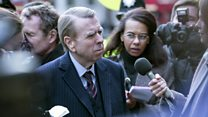 Timothy Spall on playing Holocaust denier