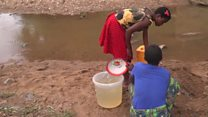 Fears of river poisoning in Malawi
