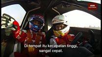 Prestasi mahasiswa Indonesia: 'Mimpi' berada di markas Ferrari yang menjadi kenyataan